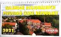 Kalendář regionálních pivovarů České Republiky