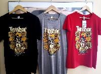 Triko Tambor - limitovaná edice