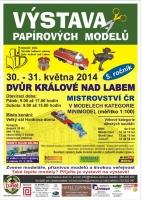 plakat modely2014